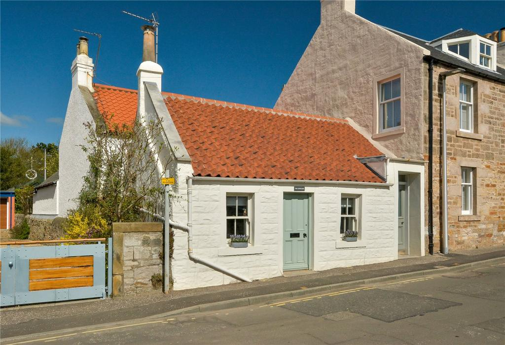 1 Bedroom Semi Detached Bungalow for sale in The Cupboard, Williamsburgh, Earlsferry, Fife, KY9