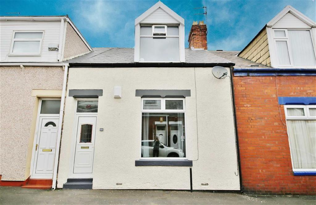 2 Bedrooms Terraced House for sale in Nora Street, High Barnes, Sunderland, SR4