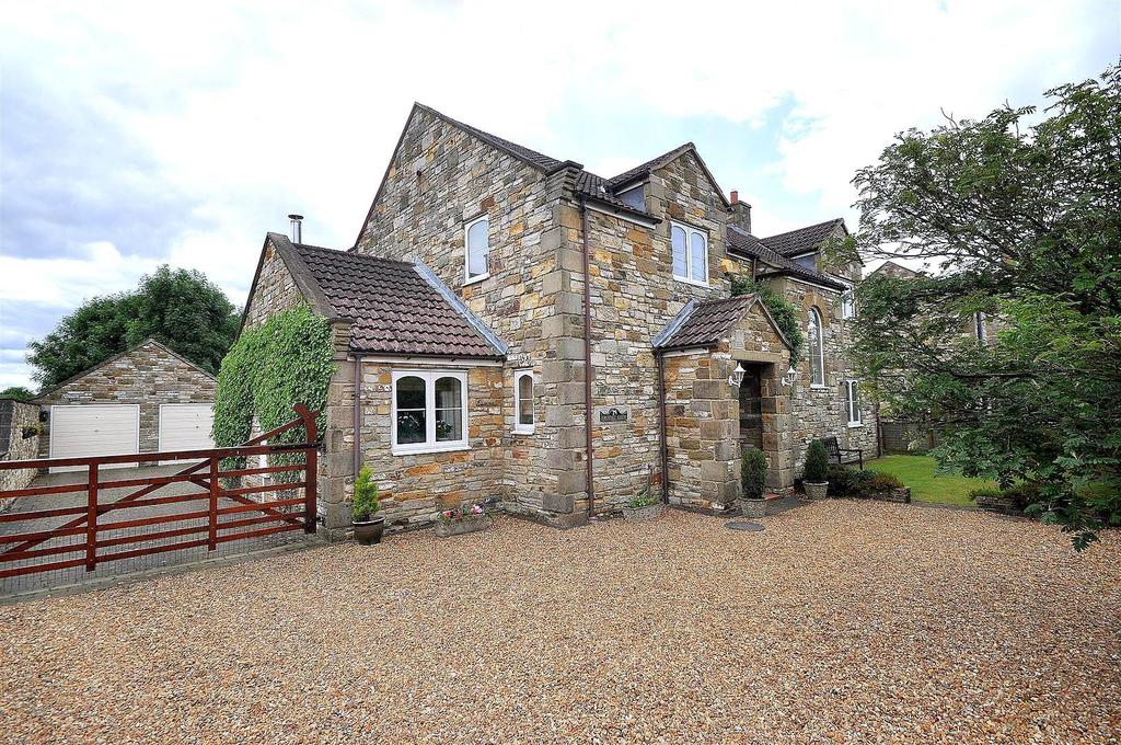 4 Bedrooms House for sale in Thirlby, Thirsk