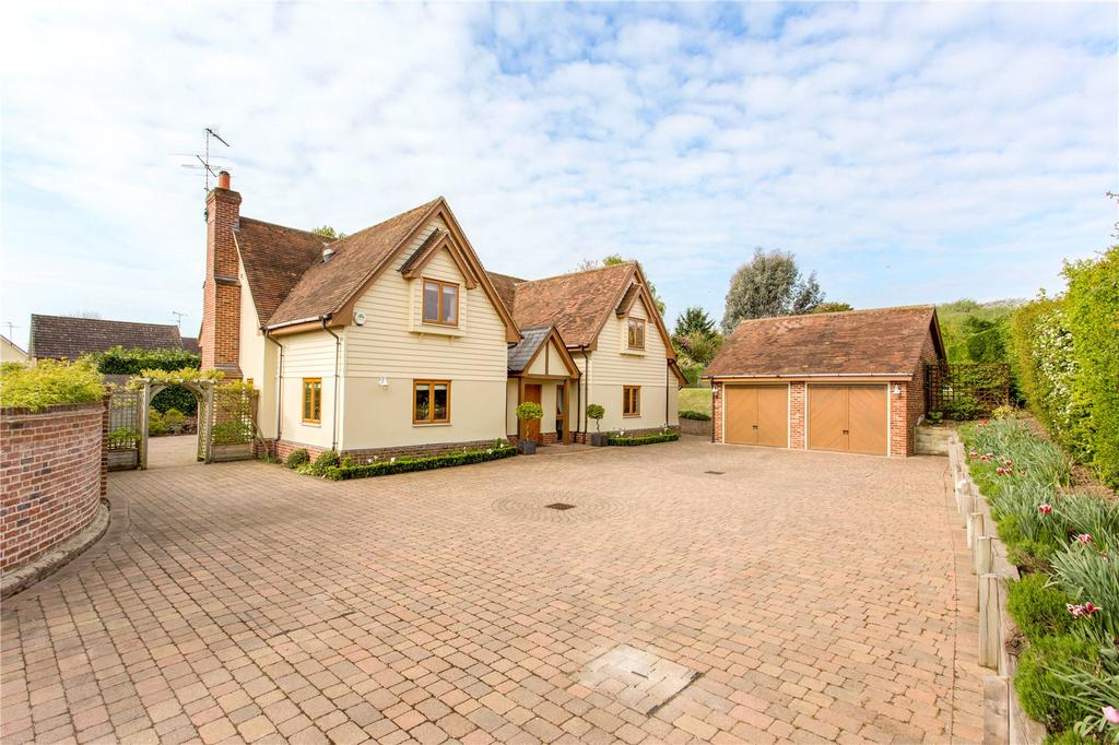 5 Bedrooms Detached House for sale in The Causeway, Dunmow, Essex, CM6
