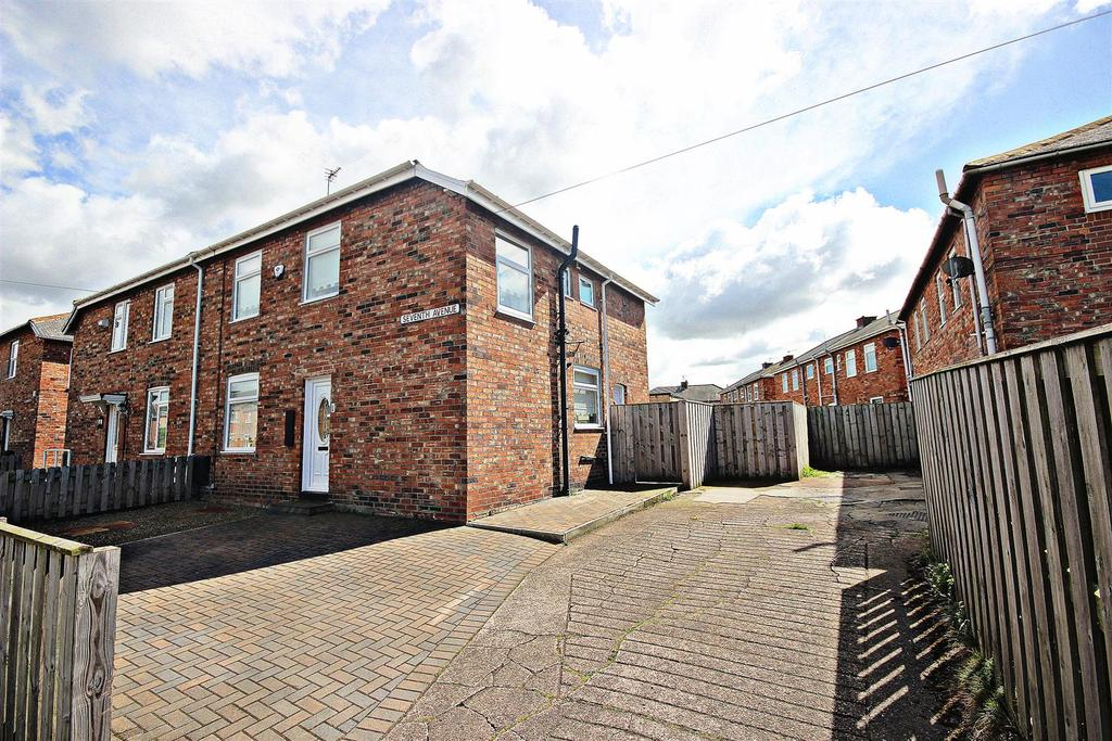 3 Bedrooms Semi Detached House for sale in Seventh Avenue, Chester Le Street