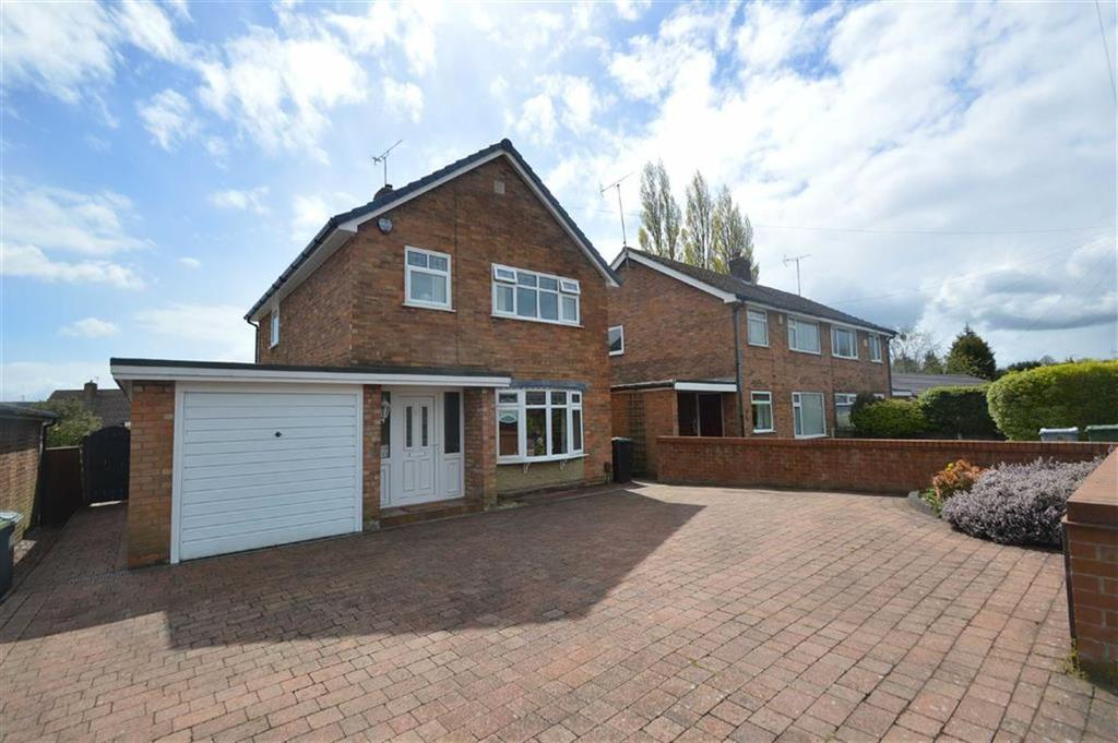 3 Bedrooms Detached House for sale in Cherryfields Road, Macclesfield