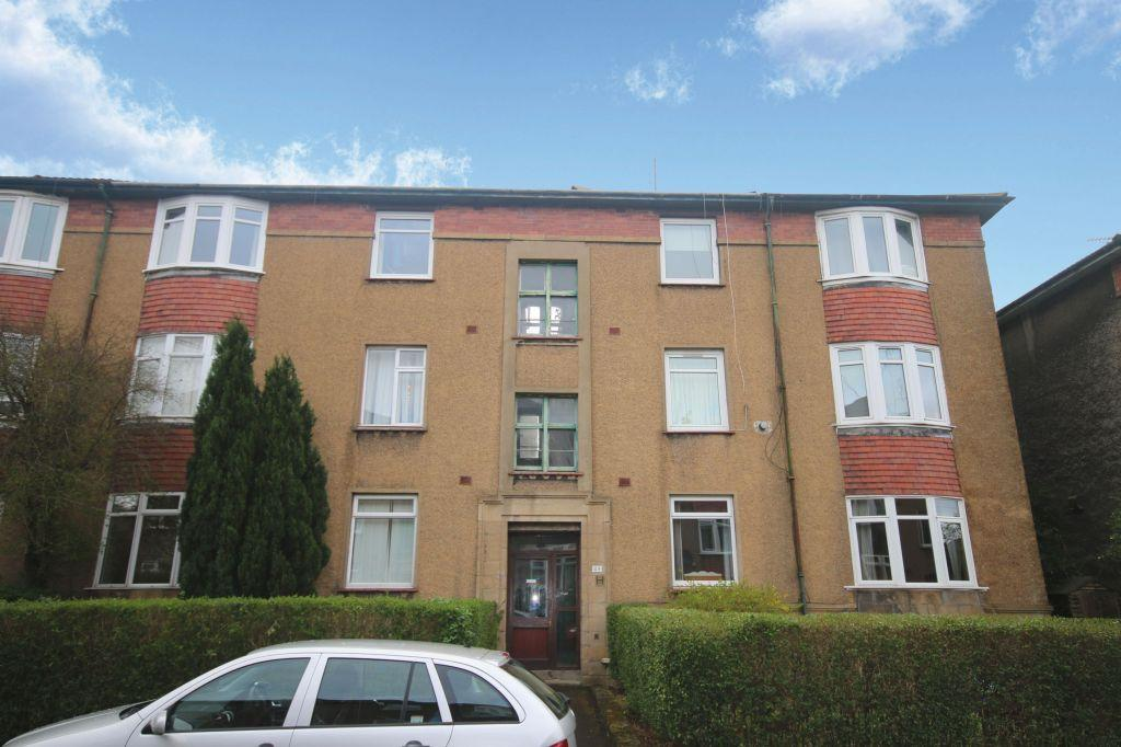 2 Bedrooms Ground Flat for sale in 0/2, 48 Ripon Drive, Kelvindale, Glasgow, G12 0DY