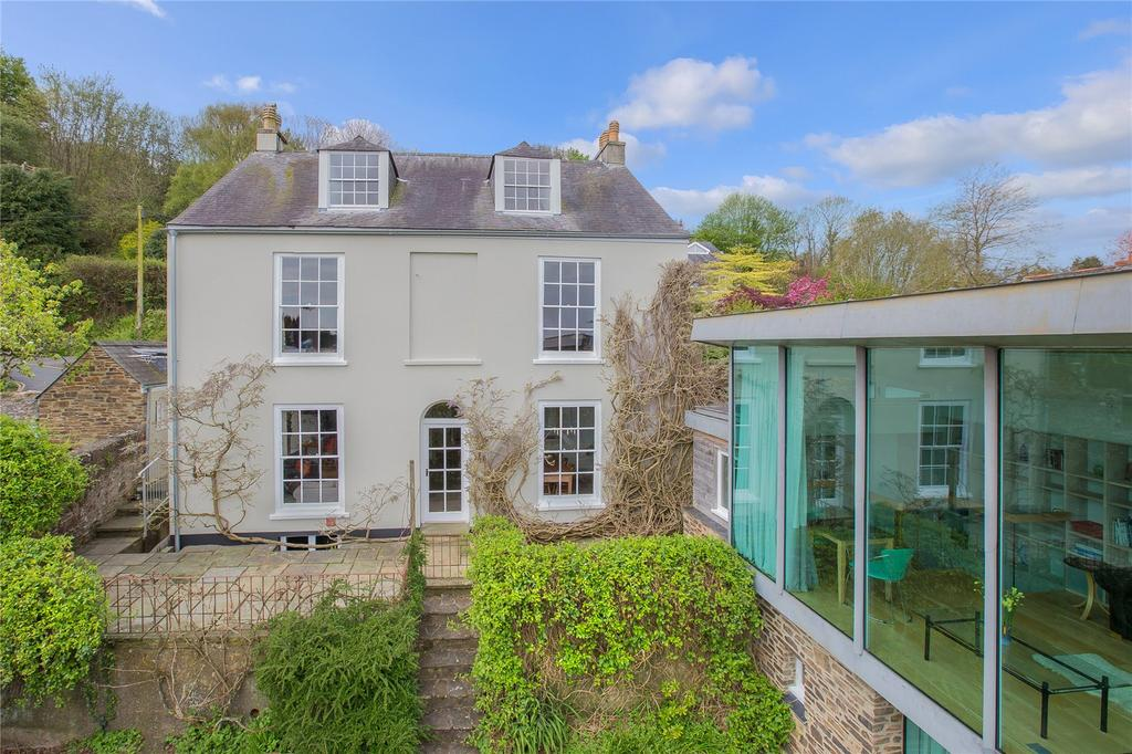 5 Bedrooms Detached House for sale in Kingsbridge Hill, Totnes, TQ9