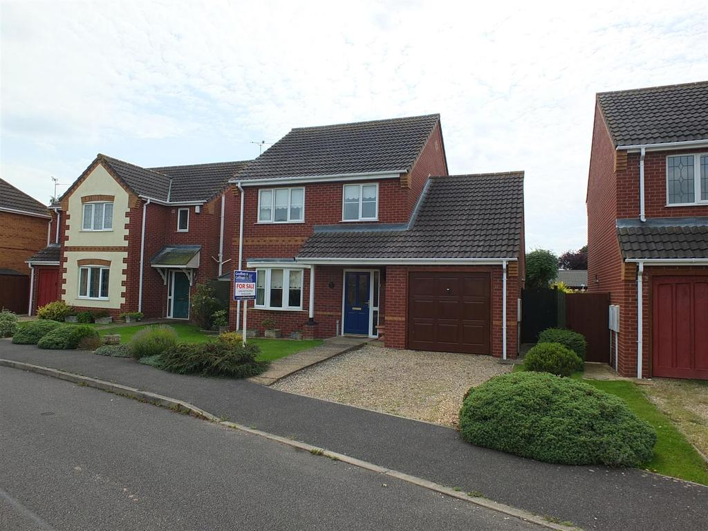 3 Bedrooms House for sale in John Swains Way, Long Sutton