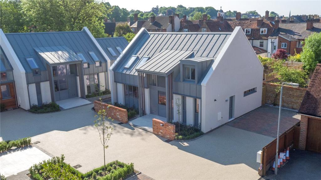 5 Bedrooms Detached House for sale in 3 Belle Vue Court, Salisbury, Wiltshire, SP1