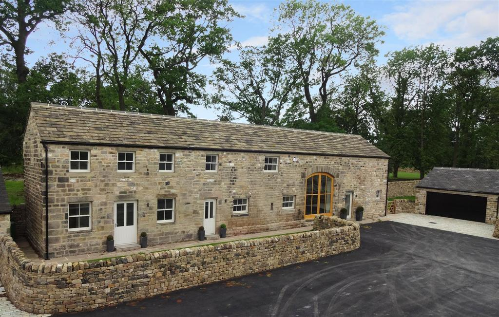 5 Bedrooms Detached House for sale in The Barn, Ling Bob Lane, Horsforth