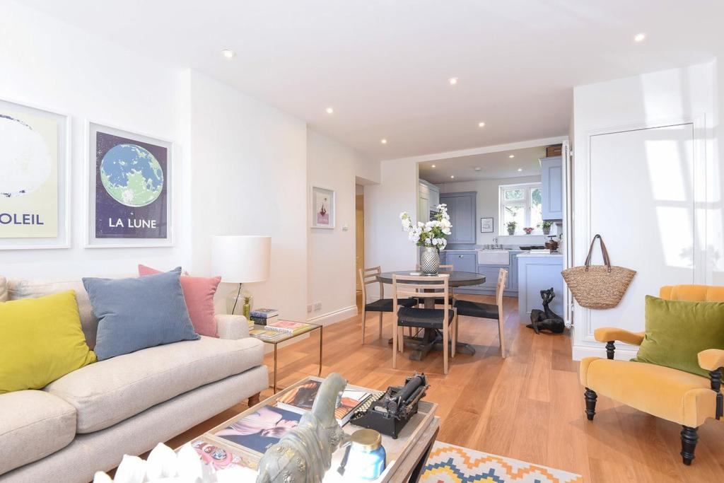 2 Bedrooms Flat for sale in West Side Common, Wimbledon