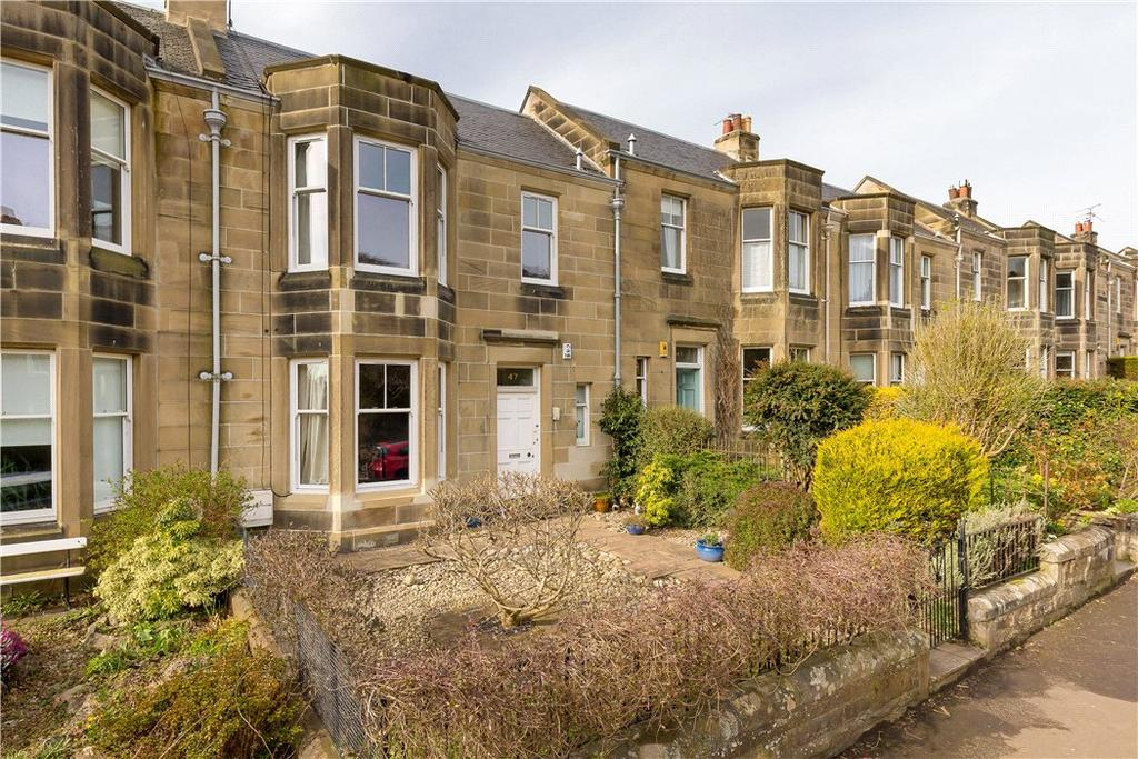 6 Bedrooms Terraced House for sale in Murrayfield Gardens, Edinburgh, Midlothian, EH12