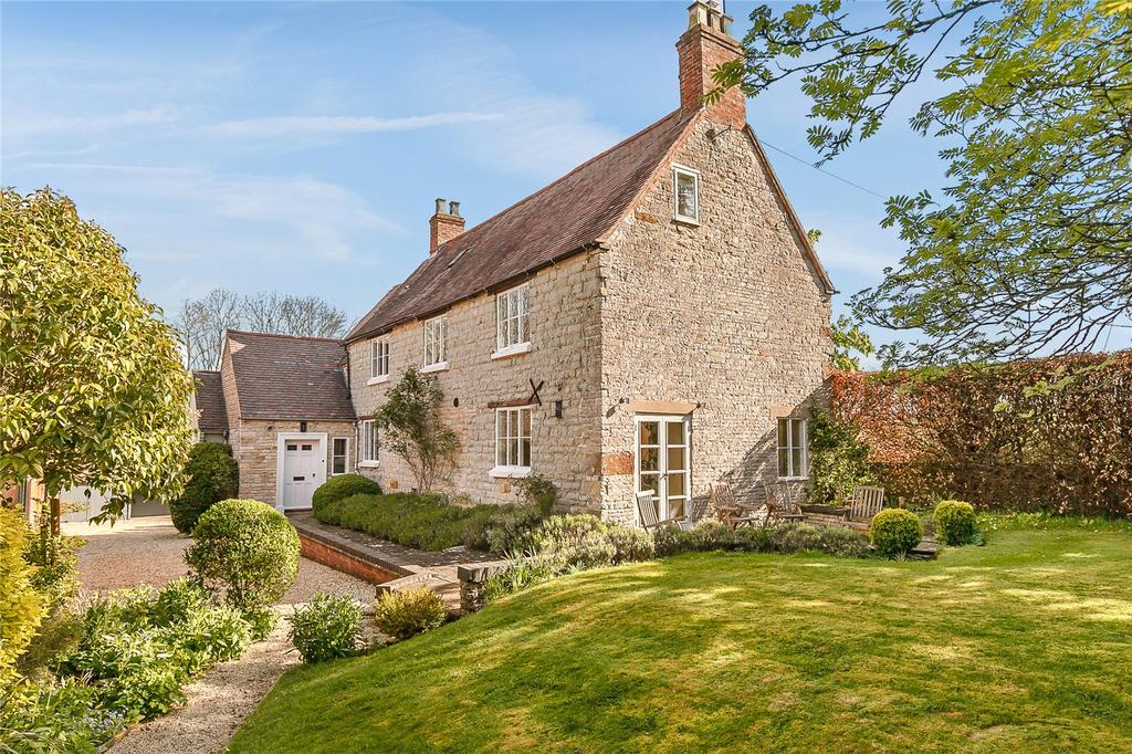 5 Bedrooms Detached House for sale in Pillerton Hersey, Warwick