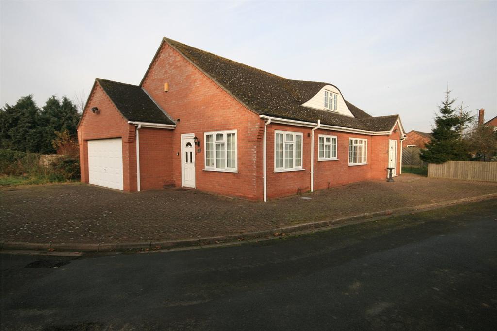 3 Bedrooms Detached Bungalow for sale in Levers Close, Fishtoft, PE21