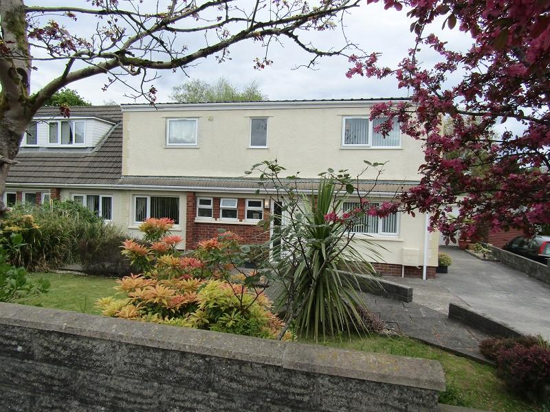 4 Bedrooms Semi Detached House for sale in Christopher Road, Ynysforgan, Swansea.