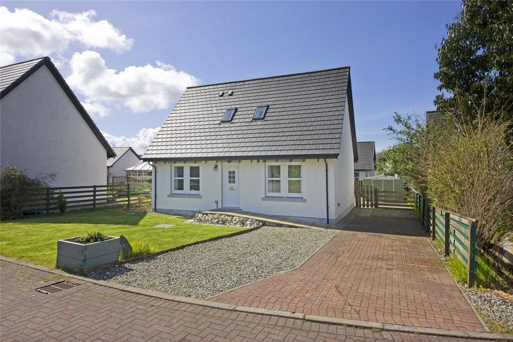 3 Bedrooms Detached House for sale in 24 Barrmor View, Kilmartin, Lochgilphead, Argyll and Bute, PA31