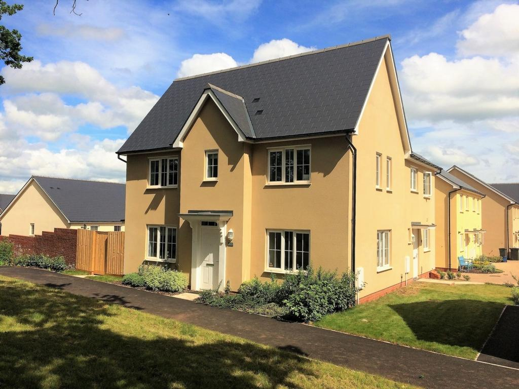 3 Bedrooms House for sale in Stone Walk, Exeter, EX1