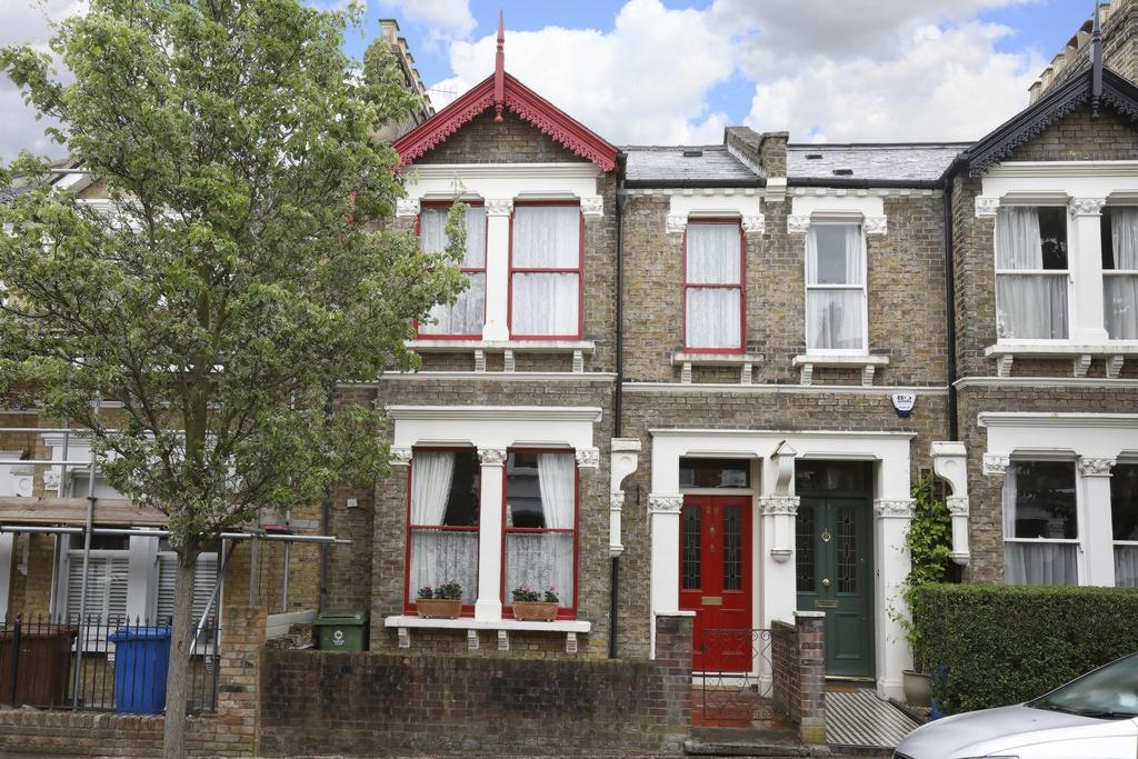 3 Bedrooms House for sale in Harlescott Road, Nunhead, SE15