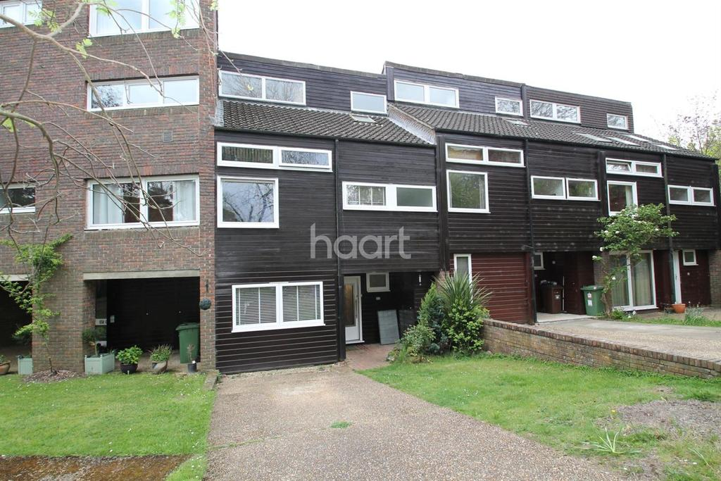 4 Bedrooms Terraced House for sale in Northcott, Bracknell
