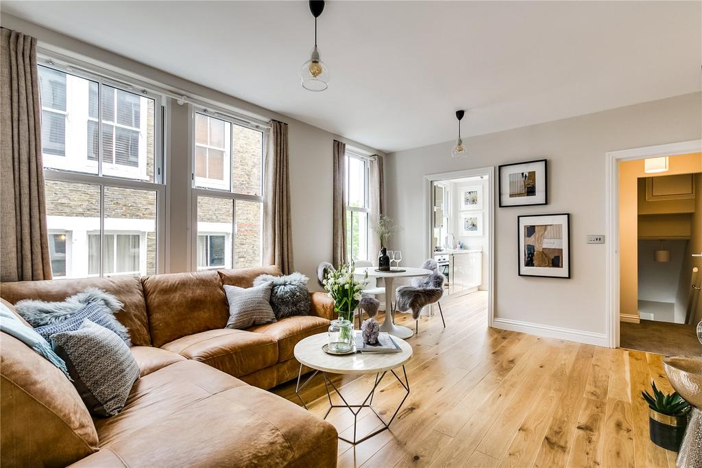 1 Bedroom Flat for sale in Latchmere Road, London