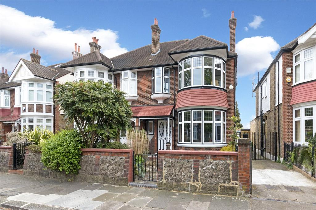 5 Bedrooms Semi Detached House for sale in Carbery Avenue, Acton, London