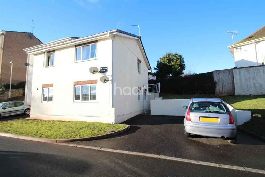 2 Bedrooms Flat for sale in Starpitten lane west, Torquay