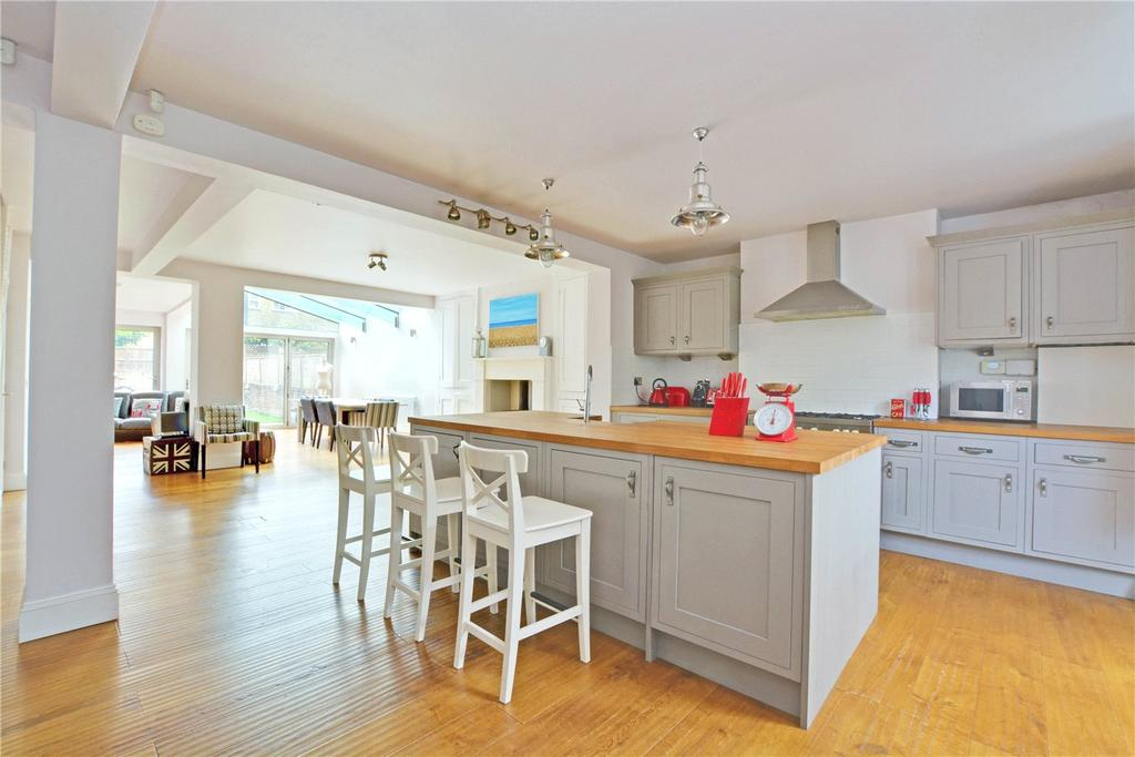 4 Bedrooms Terraced House for sale in Devonshire Drive, Greenwich, London, SE10