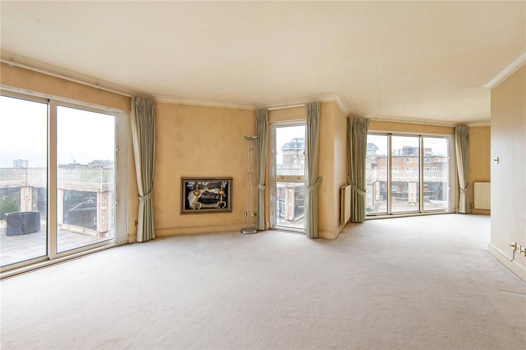 4 Bedrooms Flat for sale in The Polygon, Avenue Road, St John's Wood, London, NW8