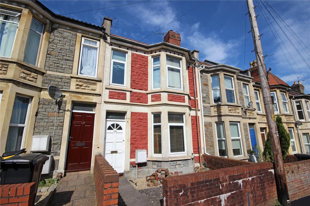 4 Bedrooms Terraced House for sale in Douglas Road, Horfield, Bristol, BS7