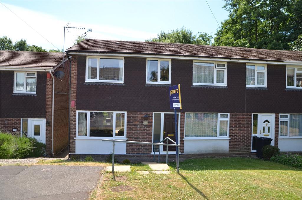 3 Bedrooms Terraced House for sale in Dalton Close, Tilehurst, Reading, Berkshire, RG30