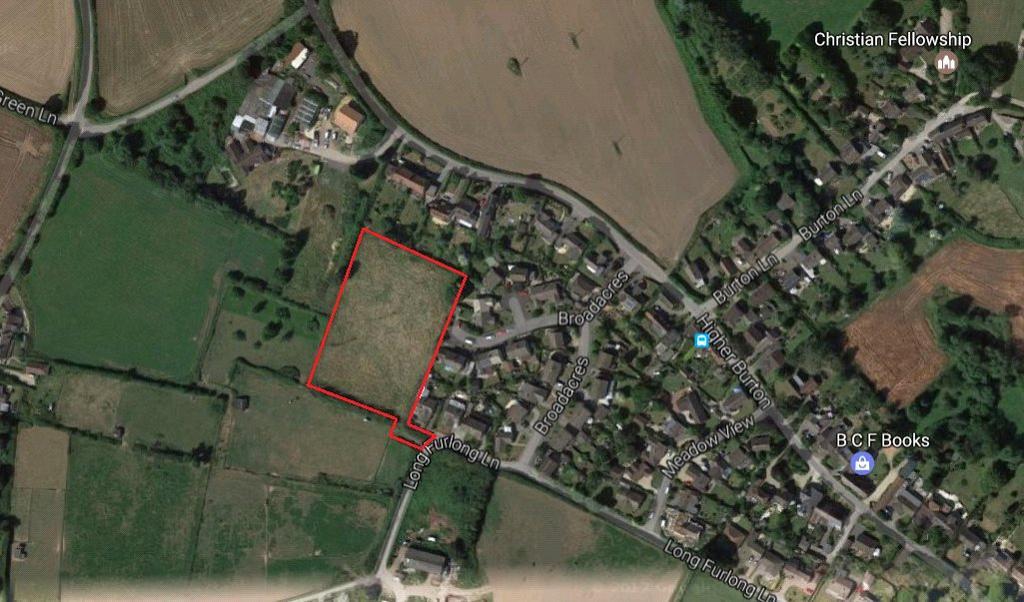 Land Commercial for sale in Broadacres, East Coker, Yeovil, Somerset, BA22