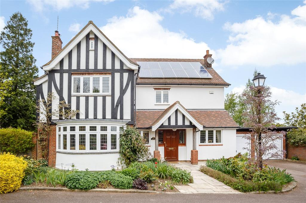 5 Bedrooms Detached House for sale in The Bourne, Salisbury Avenue, Harpenden, Hertfordshire