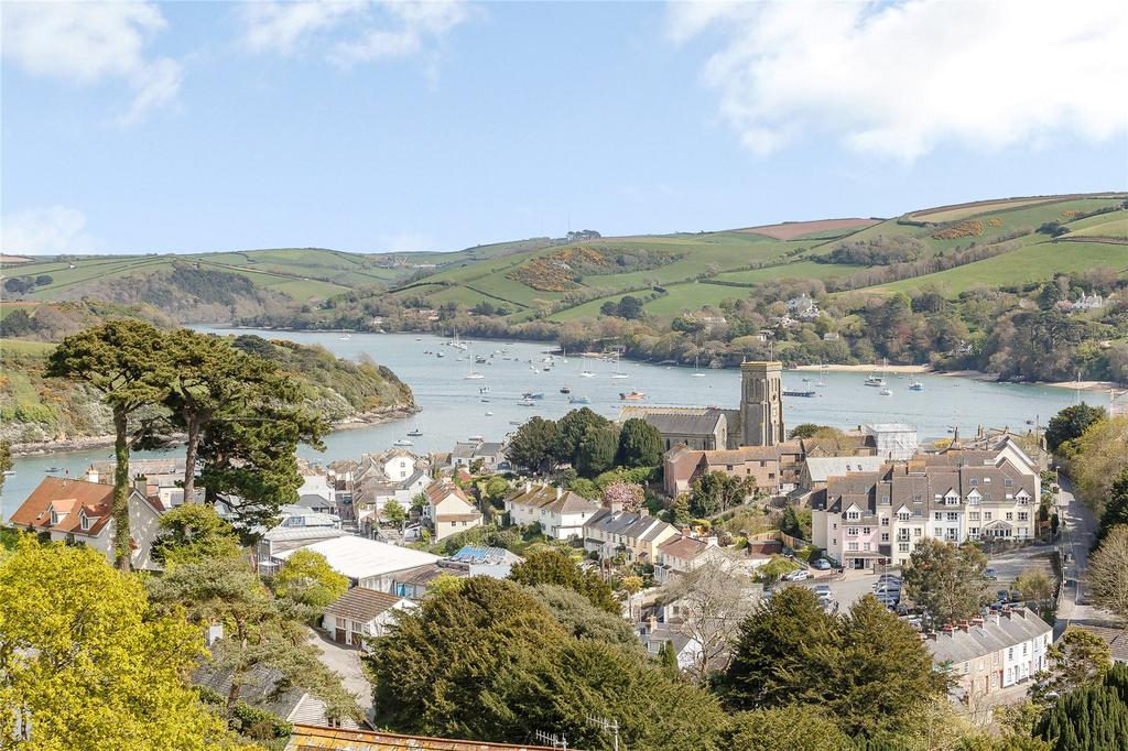 4 Bedrooms Detached House for sale in Longridge, Bonfire Hill, Salcombe, Devon