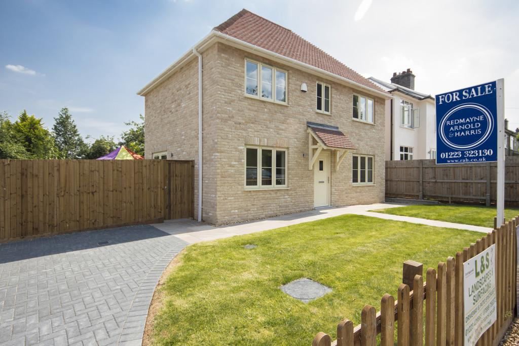 4 Bedrooms Detached House for sale in Stonehill Road, Great Shelford