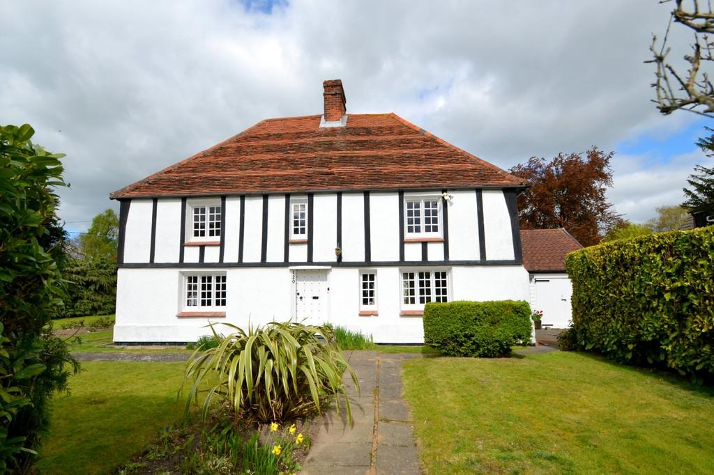 4 Bedrooms Detached House for sale in The Street, Capel St. Mary, Ipswich, Suffolk, IP9 2EH