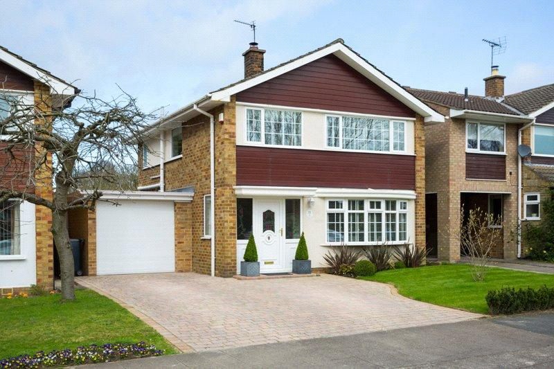 3 Bedrooms Detached House for sale in Ebor Way, Nether Poppleton, York, YO26