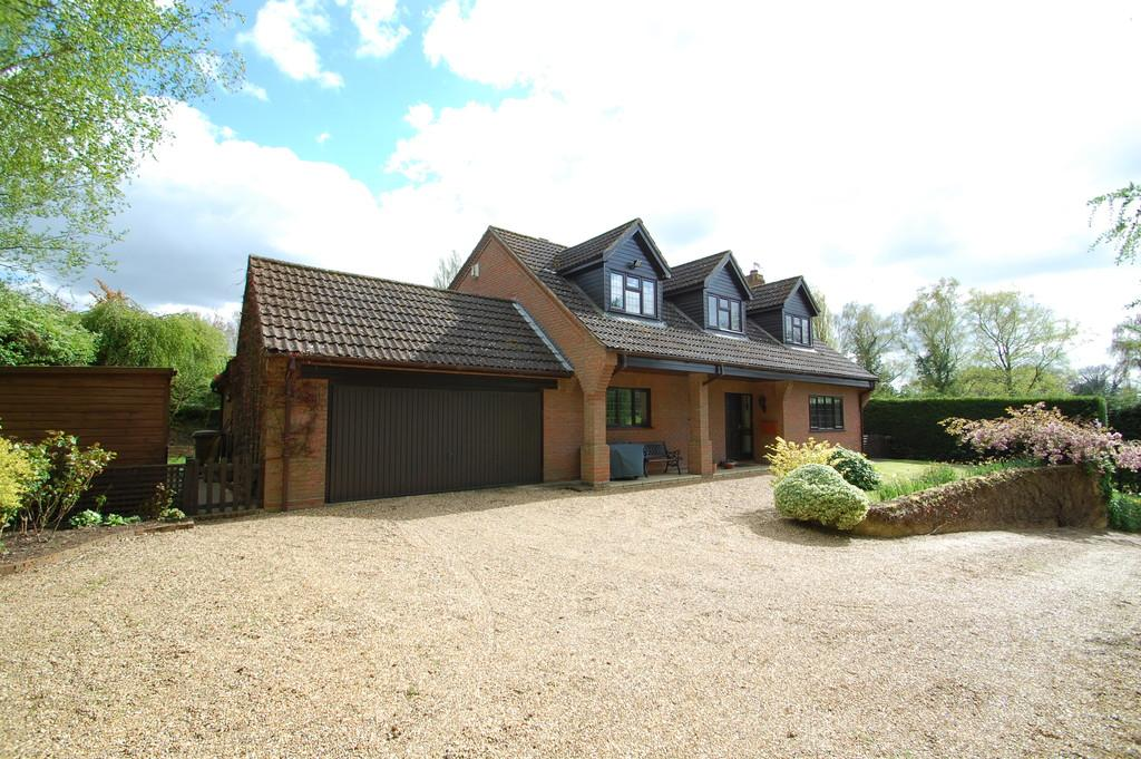 3 Bedrooms Detached House for sale in Lower Street, Salhouse