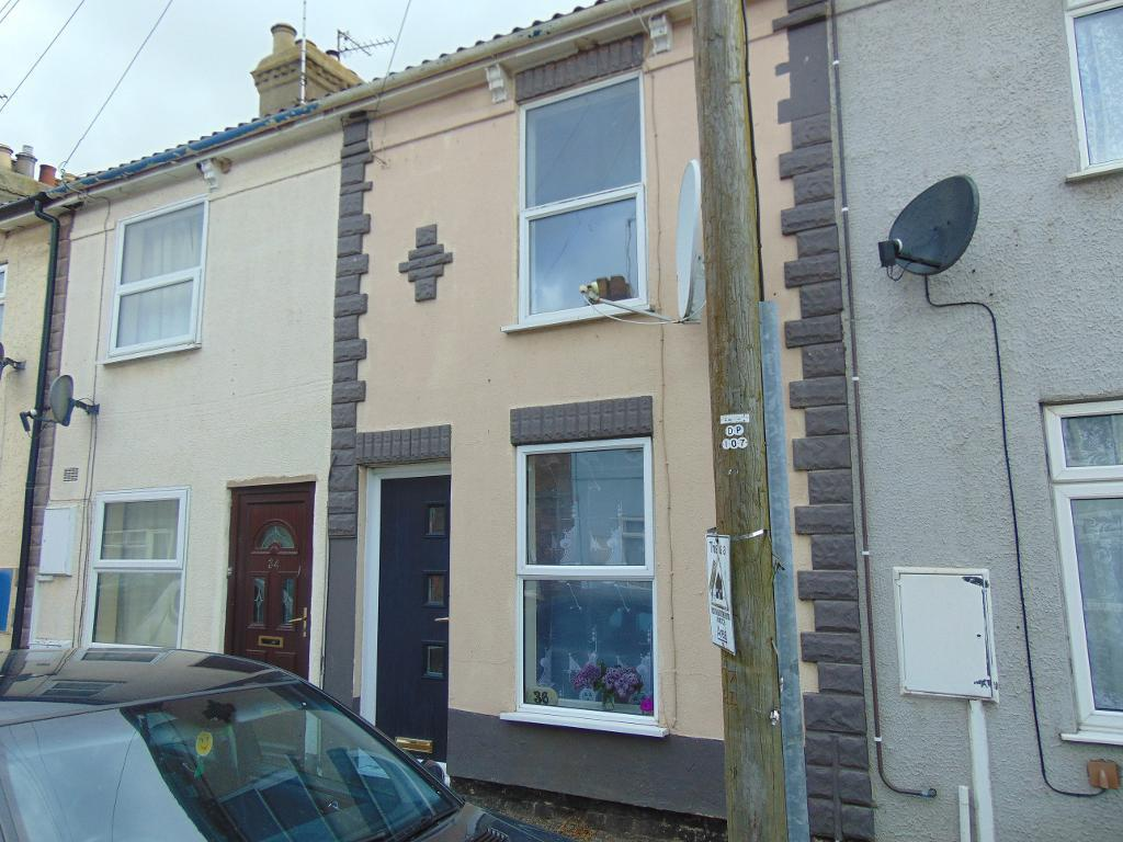 2 Bedrooms Terraced House for sale in Withington Street, Sutton Bridge, Holbeach, Lincolnshire, PE12 9SU