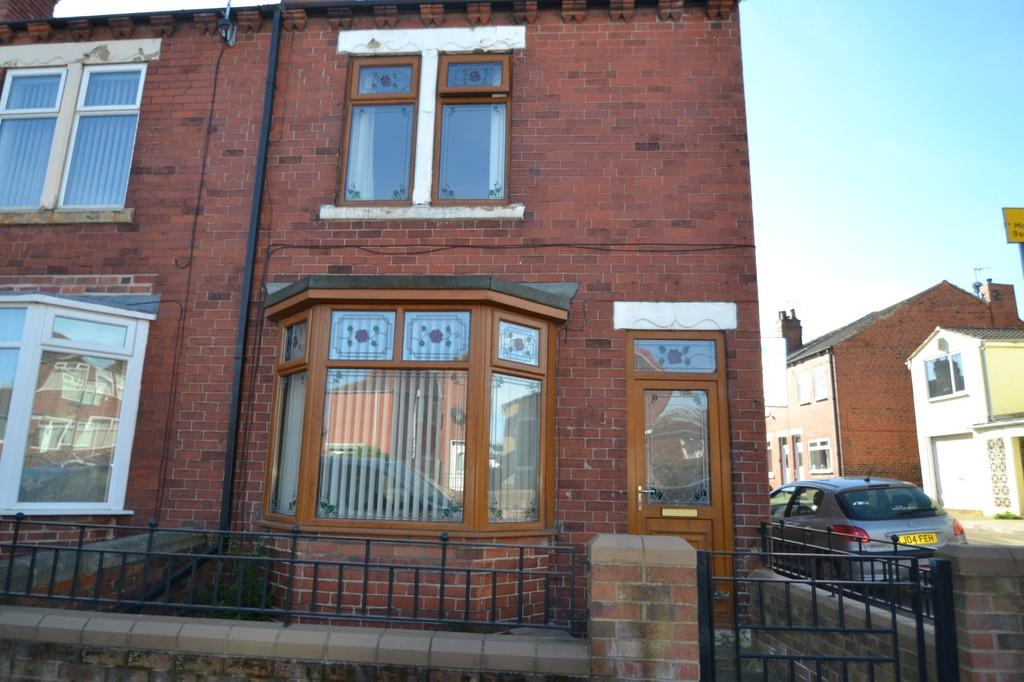 2 Bedrooms End Of Terrace House for sale in Westfield Lane, South Elmsall