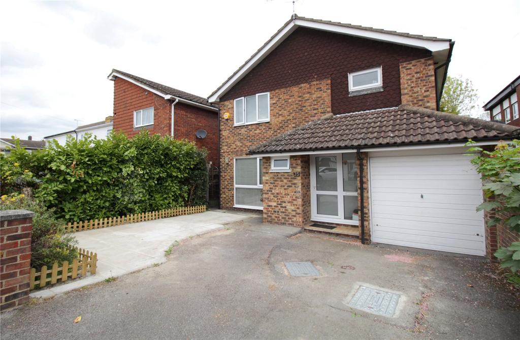 4 Bedrooms Detached House for sale in Worthing Road, Laindon, Essex, SS15