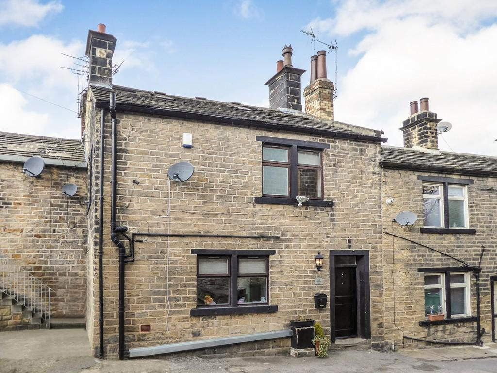 2 Bedrooms Terraced House for sale in Gambles Hill, Farsley