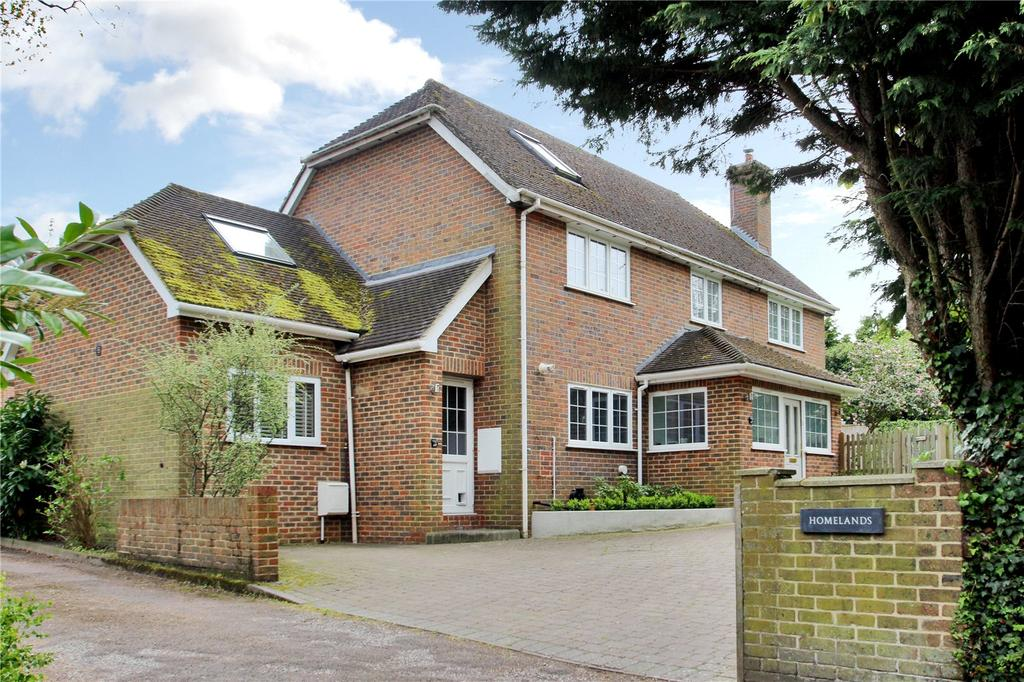 5 Bedrooms Detached House for sale in Cranbrook, Kent, TN17