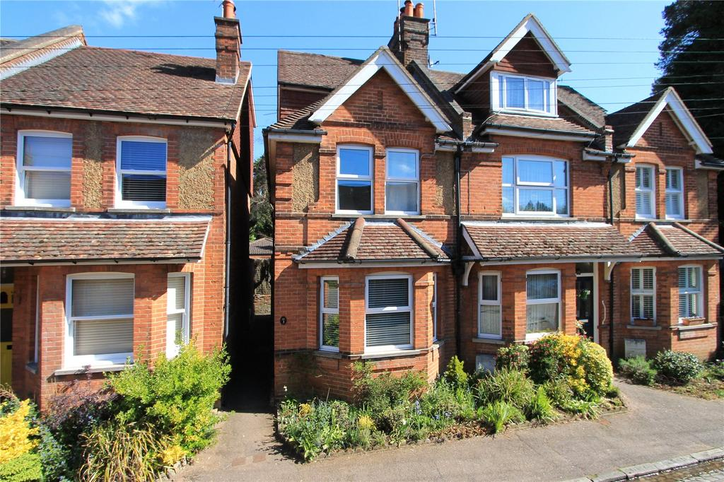 3 Bedrooms End Of Terrace House for sale in St Botolphs Avenue, Sevenoaks, Kent, TN13