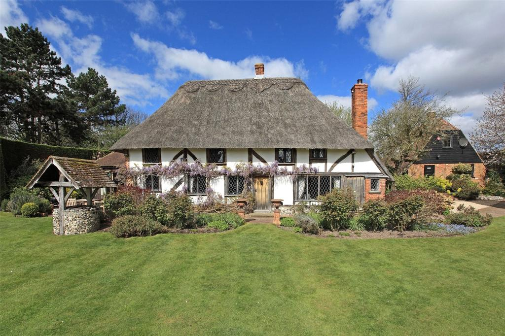 3 Bedrooms Detached House for sale in Short Street, Chillenden, Canterbury, Kent, CT3
