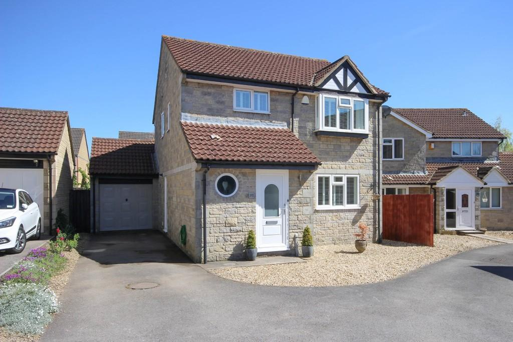 4 Bedrooms Detached House for sale in Wellow Mead, Peasedown St John, BATH