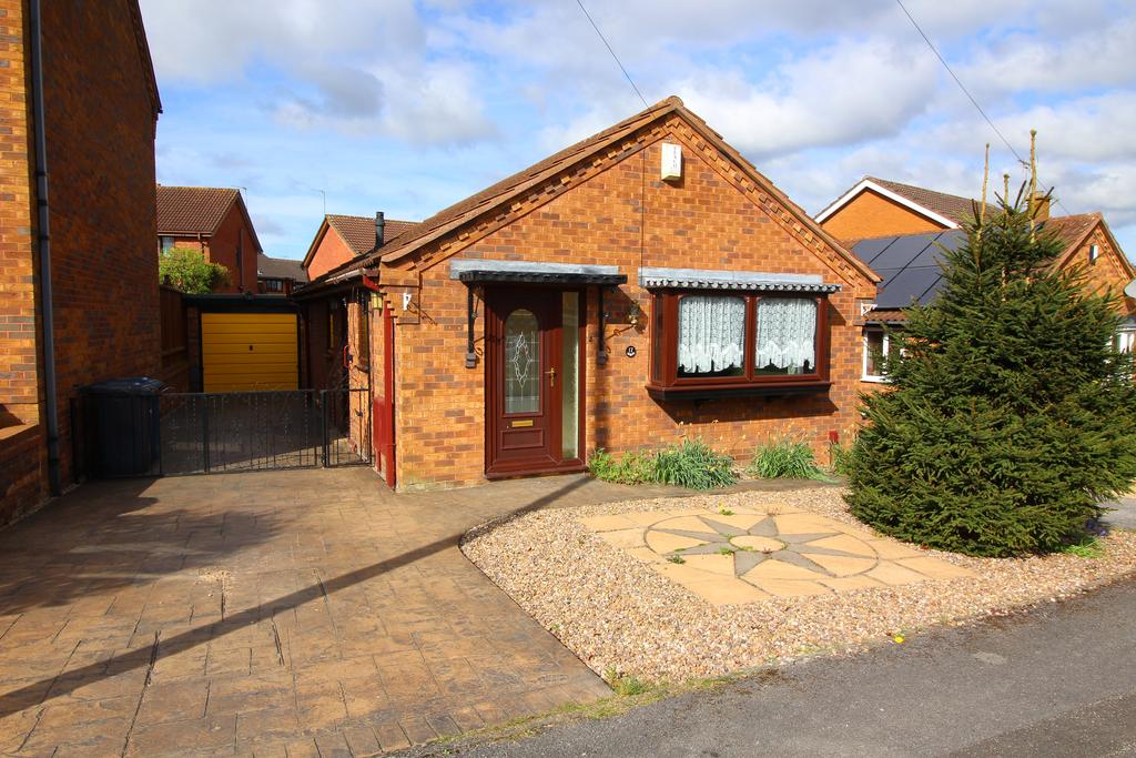 2 Bedrooms Detached Bungalow for sale in Wychwood Road, Bingham NG13