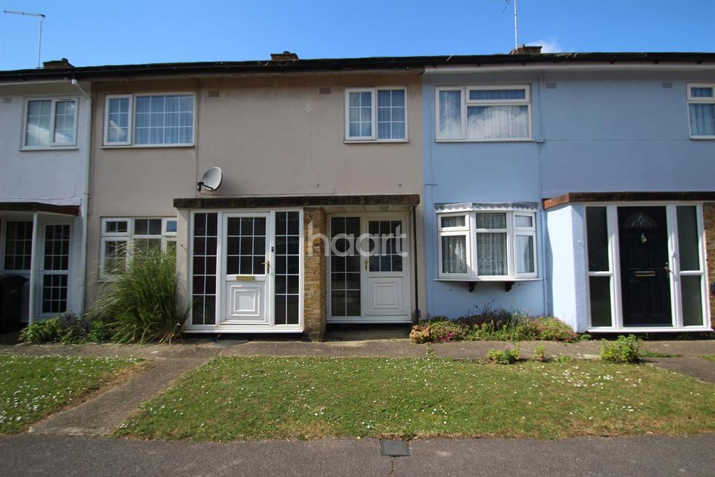 3 Bedrooms Terraced House for sale in The Downs, Harlow