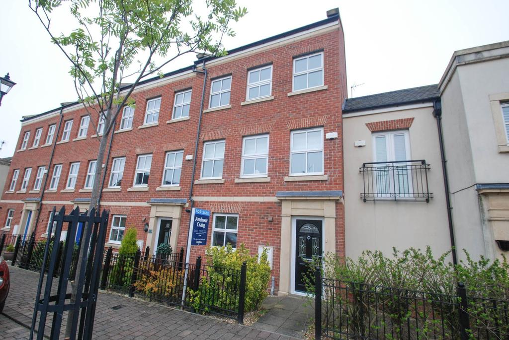 3 Bedrooms Town House for sale in Greenside Drift, South Shields