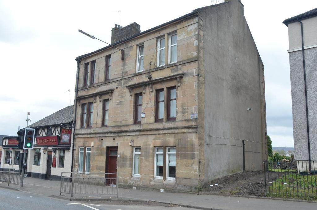 1 Bedroom Flat for sale in Tollcross Road, Flat G/L, Tollcross, Glasgow, G31 4UZ