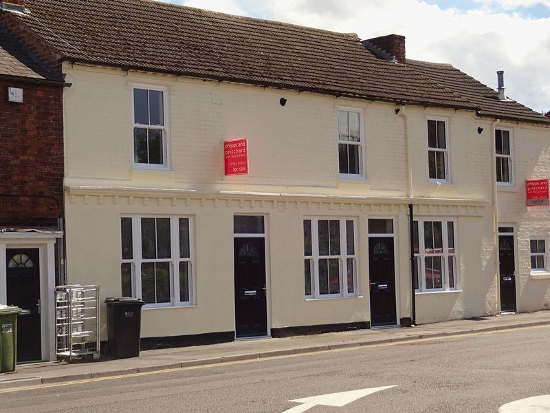 2 Bedrooms Terraced House for sale in New Road, Kidderminster DY10 1AF