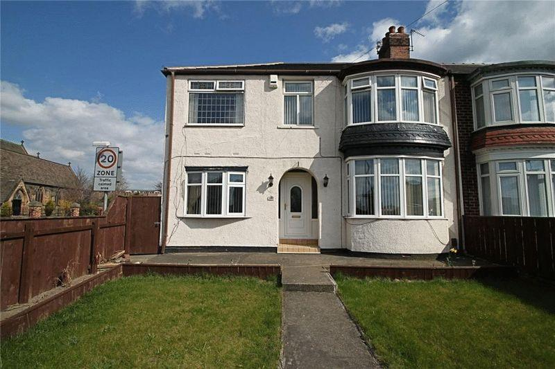 5 Bedrooms End Of Terrace House for sale in Thornaby Road, Stockton, TS17 6LS