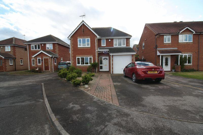 4 Bedrooms Detached House for sale in The Birches, Hornsea