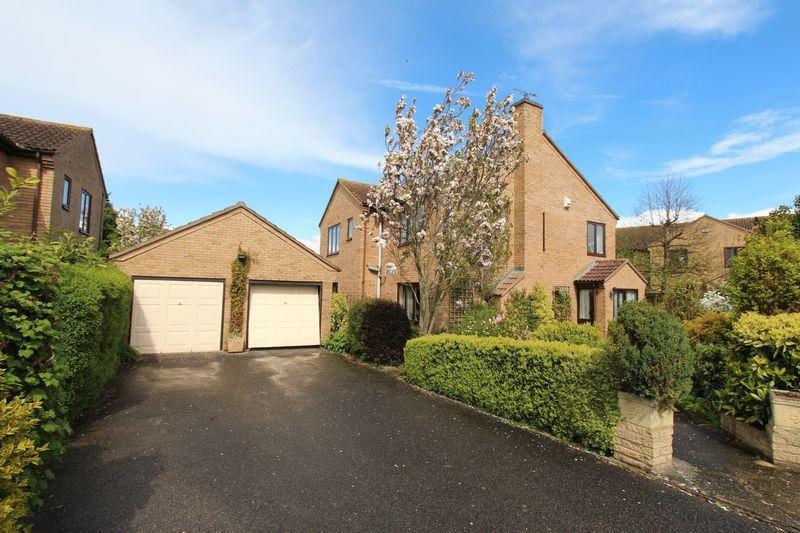 4 Bedrooms Detached House for sale in Mussons Close, Corby Glen